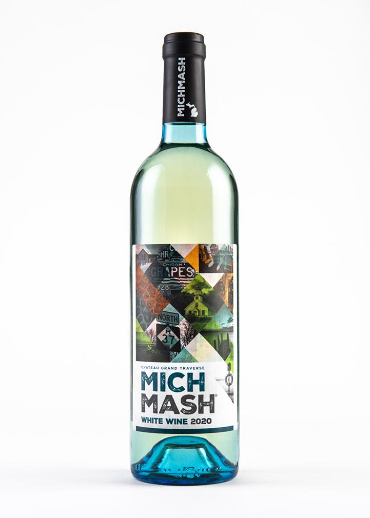 2020 MICH MASH WHITE