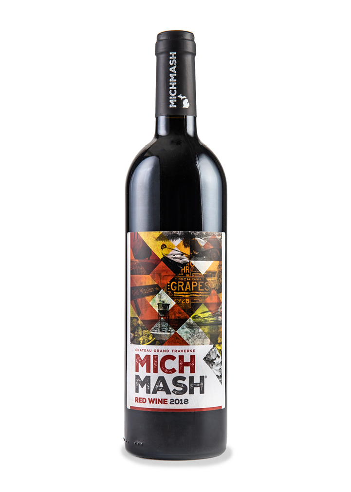 2018 MICH MASH RED