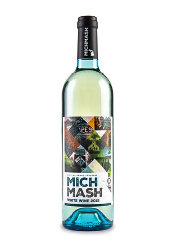 2017 MICH MASH WHITE