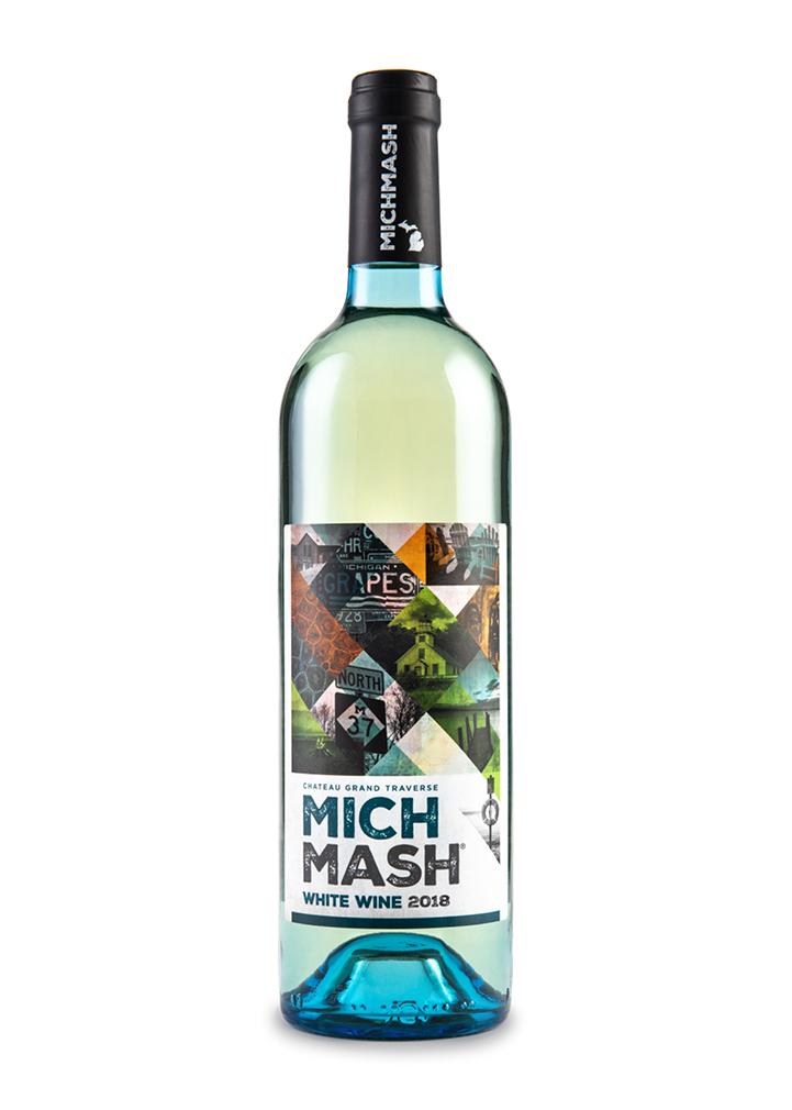 2018 MICH MASH WHITE