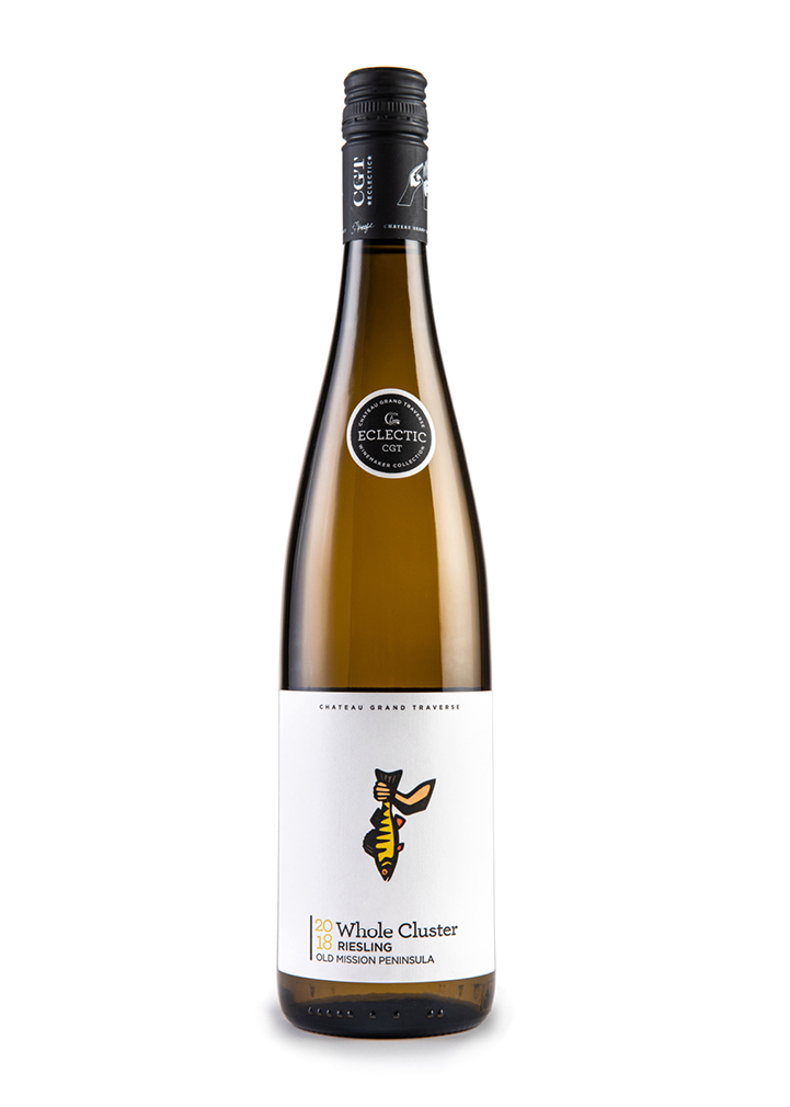 2018 WHOLE CLUSTER RIESLING