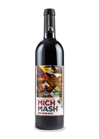 2017 MICH MASH RED