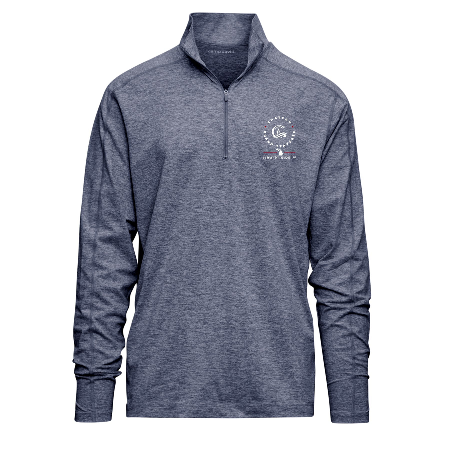 CGT Men's Quarter Zip
