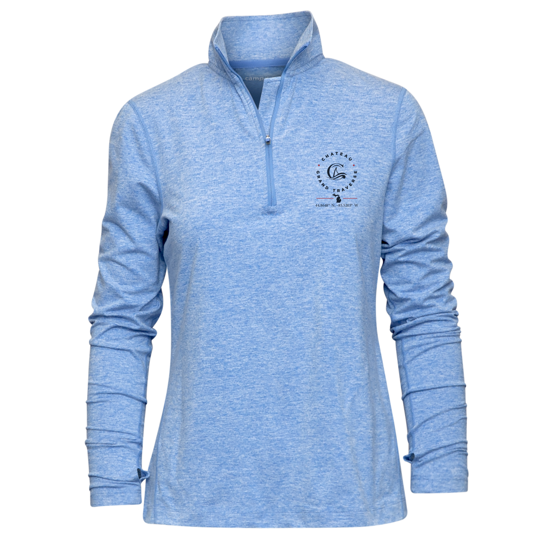 CGT Ladies Quarter Zip