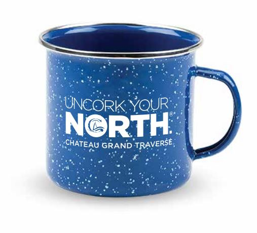 Uncork Your North® Camp Mug